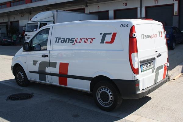 Furgoneta DKV Trans Junior