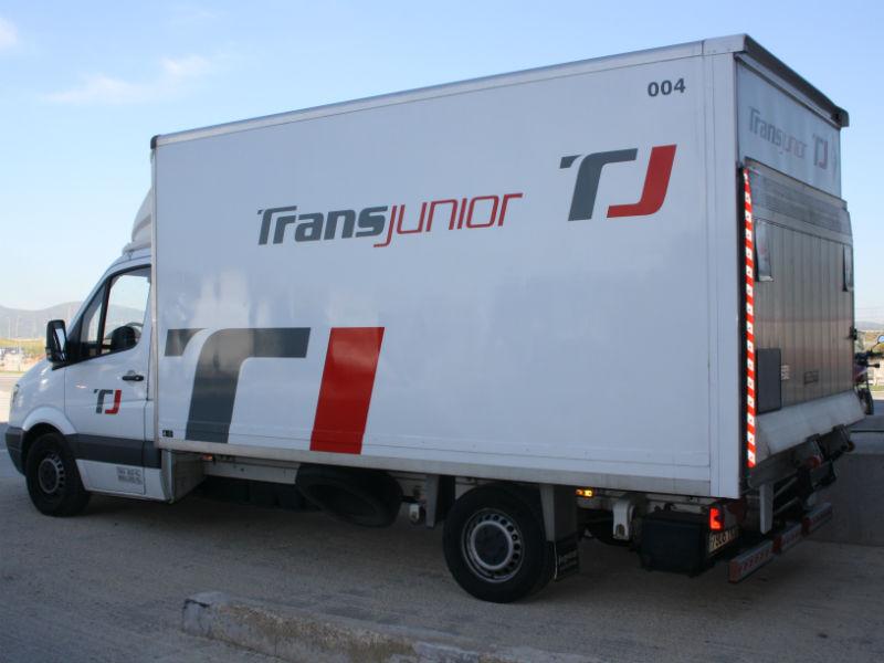 Camión 1500kg Trans Junior